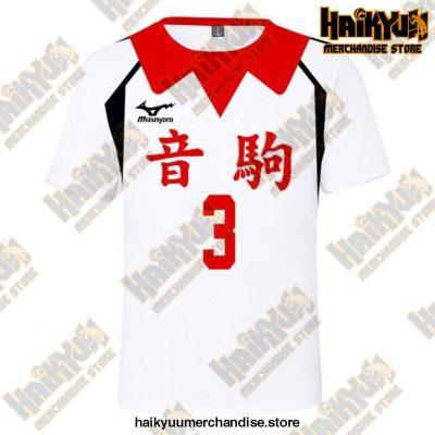 Nekoma High Cosplay T-Shirt 3 / 5Xl