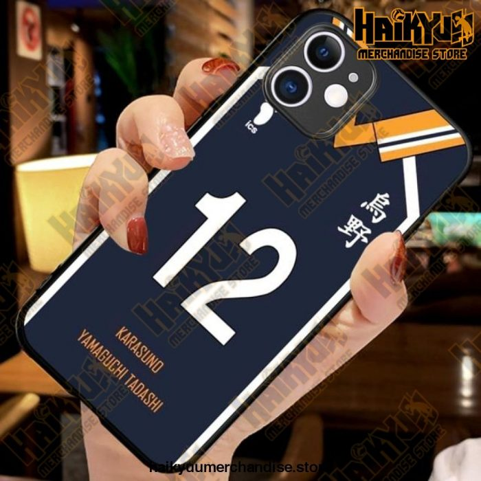 New Haikyuu Anime Iphone Case For One Plus 7T Pro / H6048S