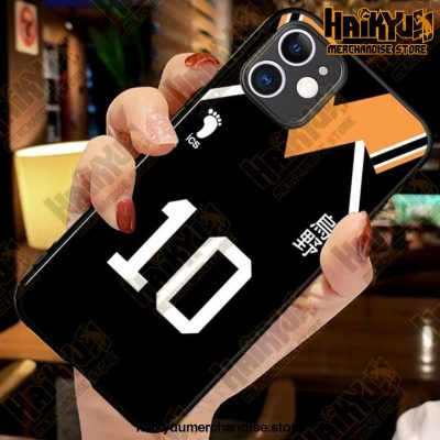 New Haikyuu Anime Iphone Case For One Plus 8 / H6040S