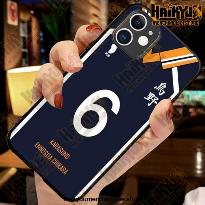 New Haikyuu Anime Iphone Case For One Plus 8 / H6041S