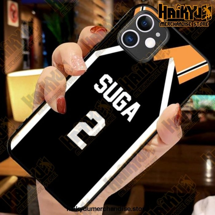 New Haikyuu Anime Iphone Case For One Plus 8 / H6042S