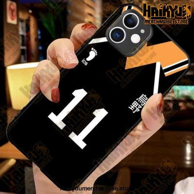 New Haikyuu Anime Iphone Case For Iphone Xr / H6043S