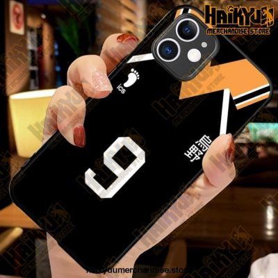 New Haikyuu Anime Iphone Case For Iphone Xr / H6044S