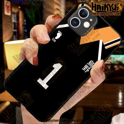 New Haikyuu Anime Iphone Case For Iphone Xr / H6046S