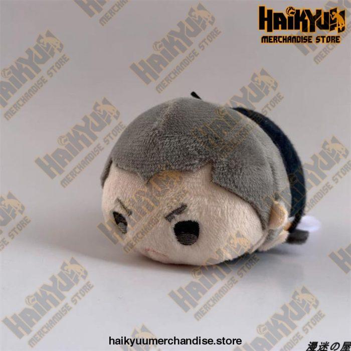 Stuffed Mochi-Mochi Haikyuu Plush Doll 2