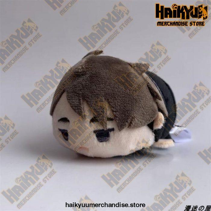 Stuffed Mochi-Mochi Haikyuu Plush Doll 6