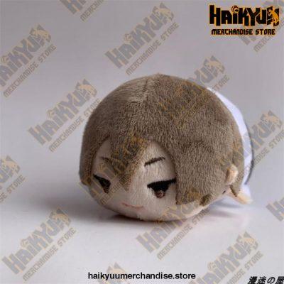 Stuffed Mochi-Mochi Haikyuu Plush Doll 9