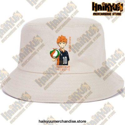 Trendy Haikyuu Hinata Shoyo Bucket Hat