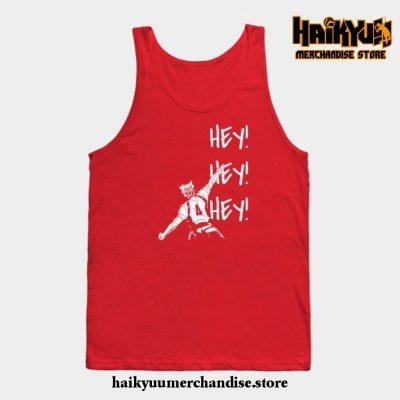 Bokuto Ace Haikyuu Tank Top Red / S