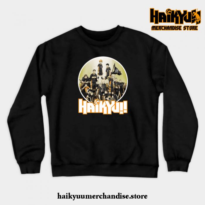 Haikyuu Characters Crewneck Sweatshirt