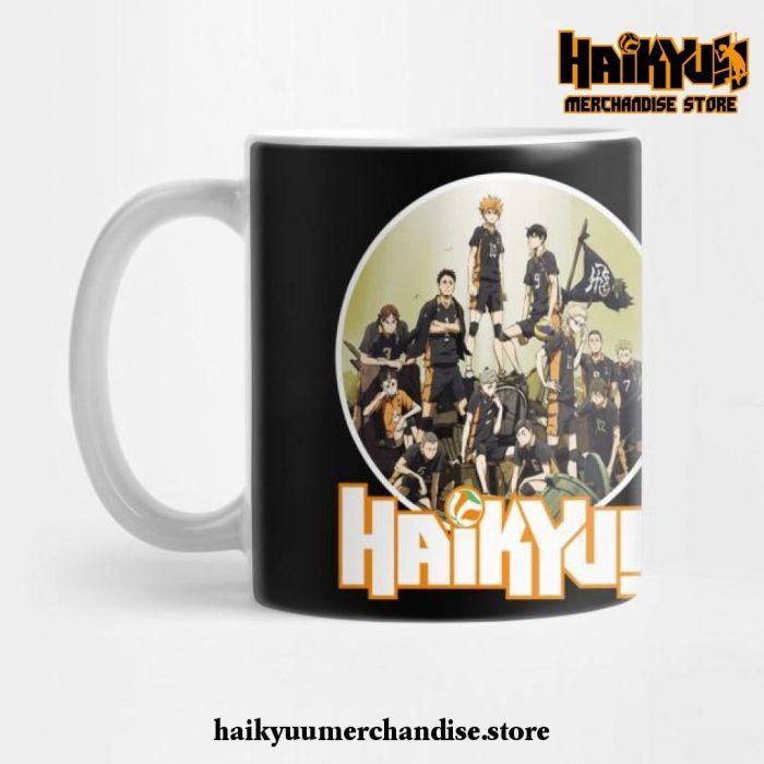 Haikyuu Characters Mug