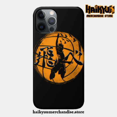 Haikyuu Fly High Shoyo Phone Case Iphone 7+/8+