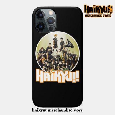 Haikyuu Team Phone Case Iphone 7+/8+