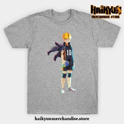 Hinata T-Shirt Gray / S