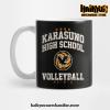 Karasuno High School Volleyball Mug