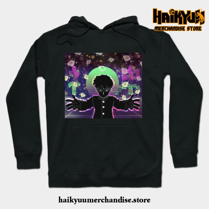 Mob Psycho Hoodie Black / S